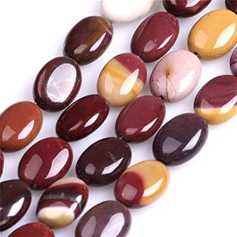 natural mookaite Jasper oval shape For Jewelry Cabochons Loose Gemstone top quality Handmade gemstone jewelry  46.ct