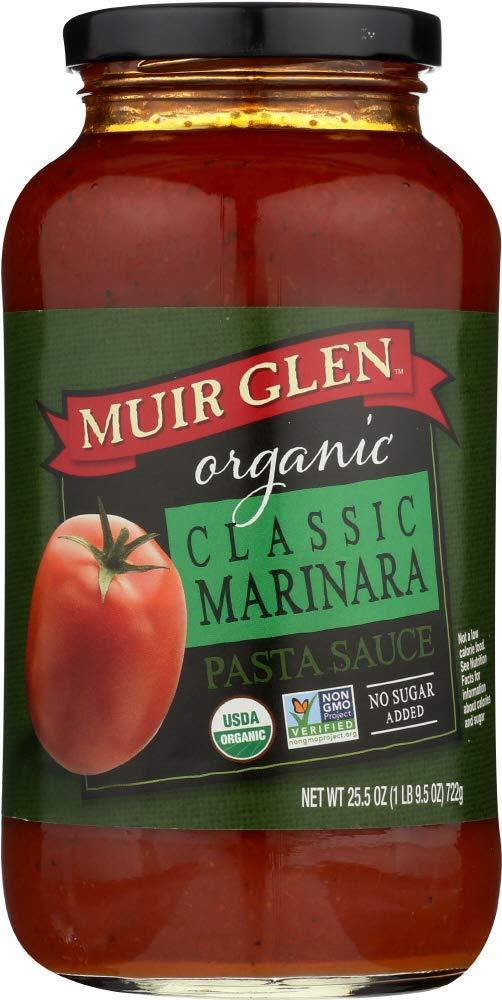 Muir Glen Organic Classic Marinare Pasta Sauce, 25.5 oz