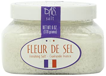 Amazon Com Das Foods Fleur De Sel De Guerande French Sea Salt