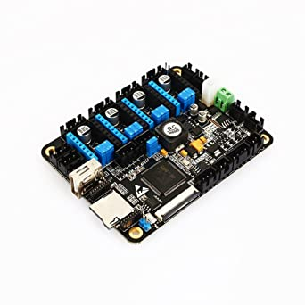 Placa Base 3D Piezas Impresora Modelado 3D Impresión 3.5IPS LCD ...