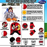 Disney Boys' Toddler Mickey Mouse Clubhouse Hat and