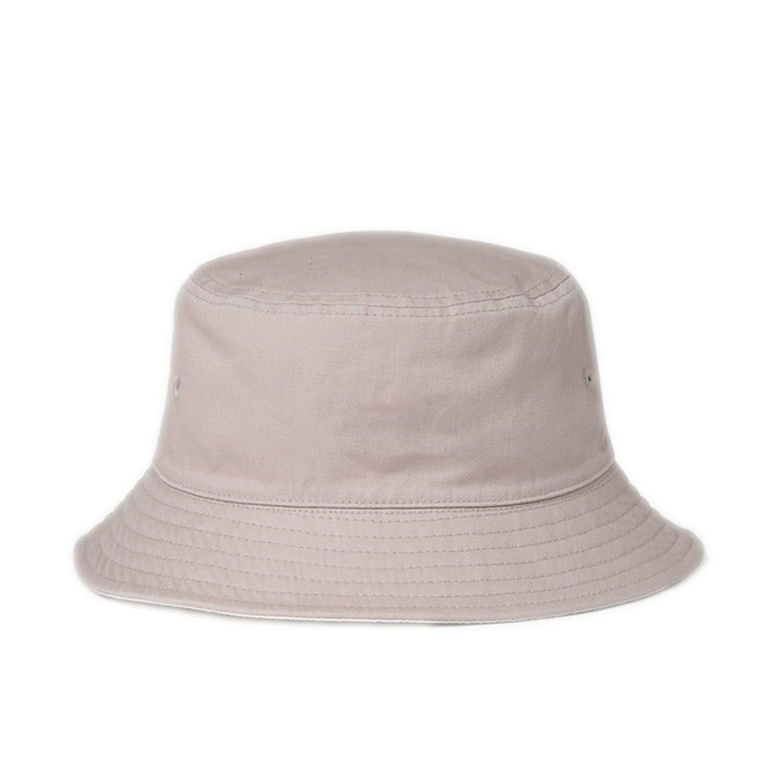 start-imagine Men Women Bucket Hat Caps Summer Autumn Spring Fisherman Cotton Double Layer Fabric Sunscreen Hats