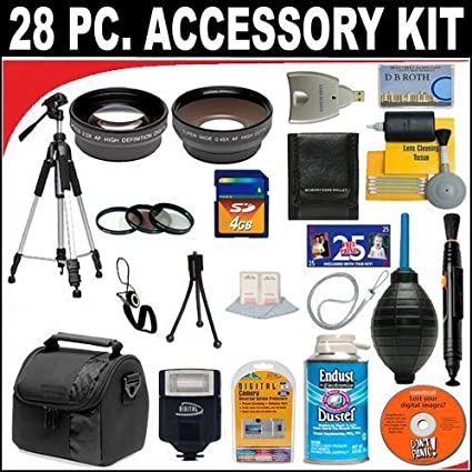 28 PC Ultimate Super Ahorro Deluxe DB Roth Kit de accesorios ...
