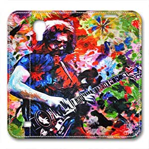 iCustomonline Grateful Dead Fashionable Leather Case for Samsung Galaxy S4 by runtopwell