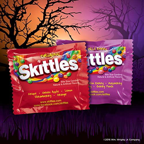 Skittles Starburst And Life Savers Gummies Halloween