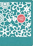 NIV Beautiful Word Coloring Bible for Girls, Leathersoft over Board, Teal: Hundreds of Verses to Color
