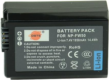 Dste Np Fw50 Rechargeable Li Ion Batterie Für Sony Kamera