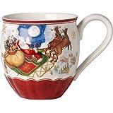 Villeroy & Boch 14-8332-4858 Toy's Grand Mug Tosa Fantasy Motif Vol du Père Arts de la Table de Noël, Porcelain, Burnt, 26 x 27 x 15 cm