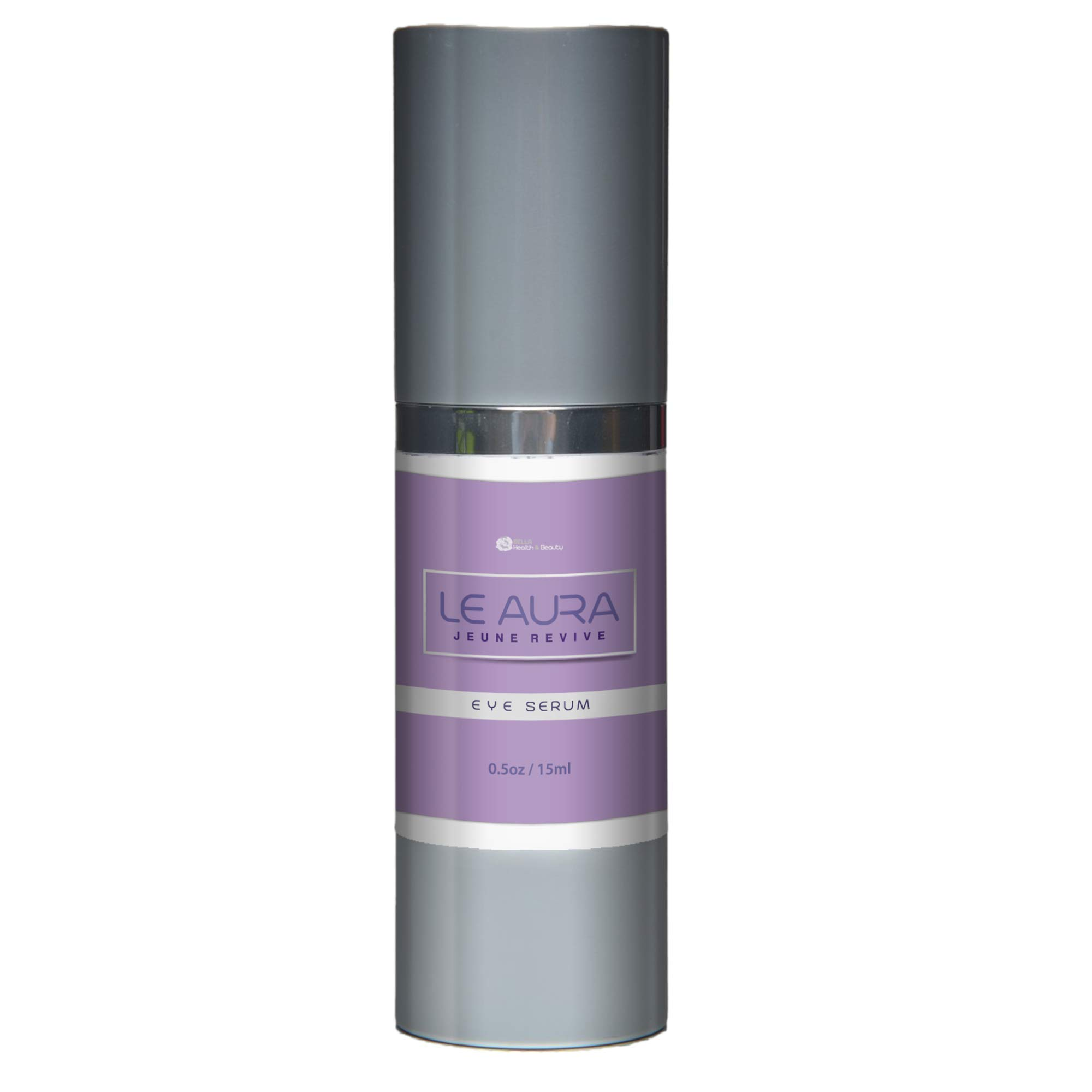 Le Jeune Aura Revive - Eye Serum - Help Lift Crows Feet & Restore a youthful appearance to your under eyes and eyelids - Save money and risk protecting your skin - Aura Revive and Restore Eye gel