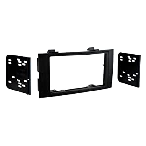 Metra 95-9009 Double DIN Installation Kit for 2004-Up VW Touareg Vehicles