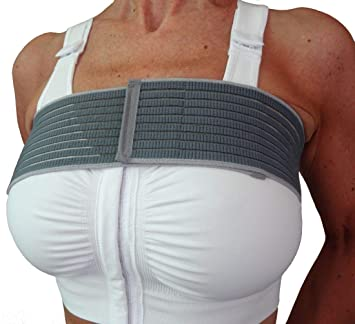 34626480cb Post-op Bra After Breast Enlargement or Reduction + Elastic stabilizer Band  (3XL