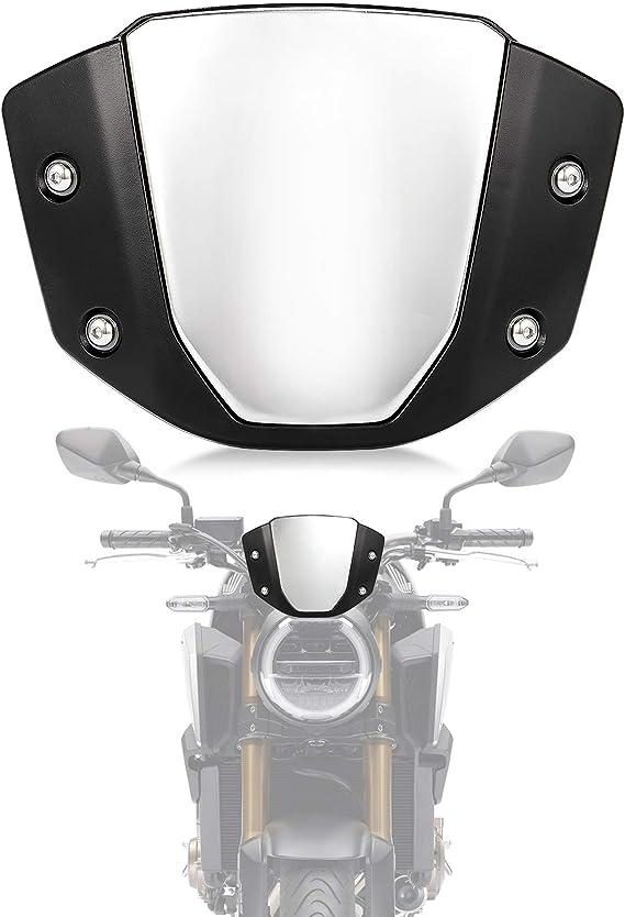 Psler Motorrad Windschutzscheibe Windabweiser Für Cb650r 2019 2020 Auto