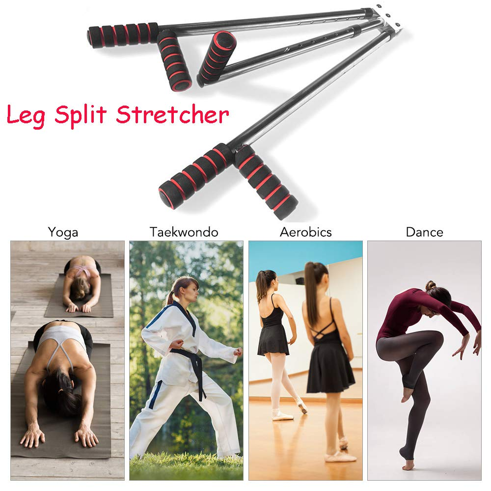 Amazon.com: Leg Stretcher ,Leg Split Stretching Machine ...