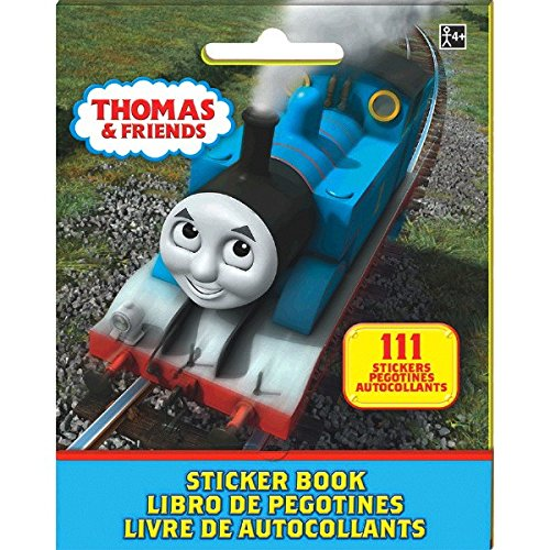 Thomas and Friends Sticker Booklet | Party Favor