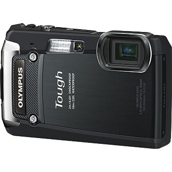 amazoncom olympus digital camera tg 820 blue old model point and shoot digital cameras camera photo