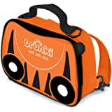 Trunki Kids Insulated Lunch Bag & Backpack With Shoulder Strap - TIpu Tiger (Orange)