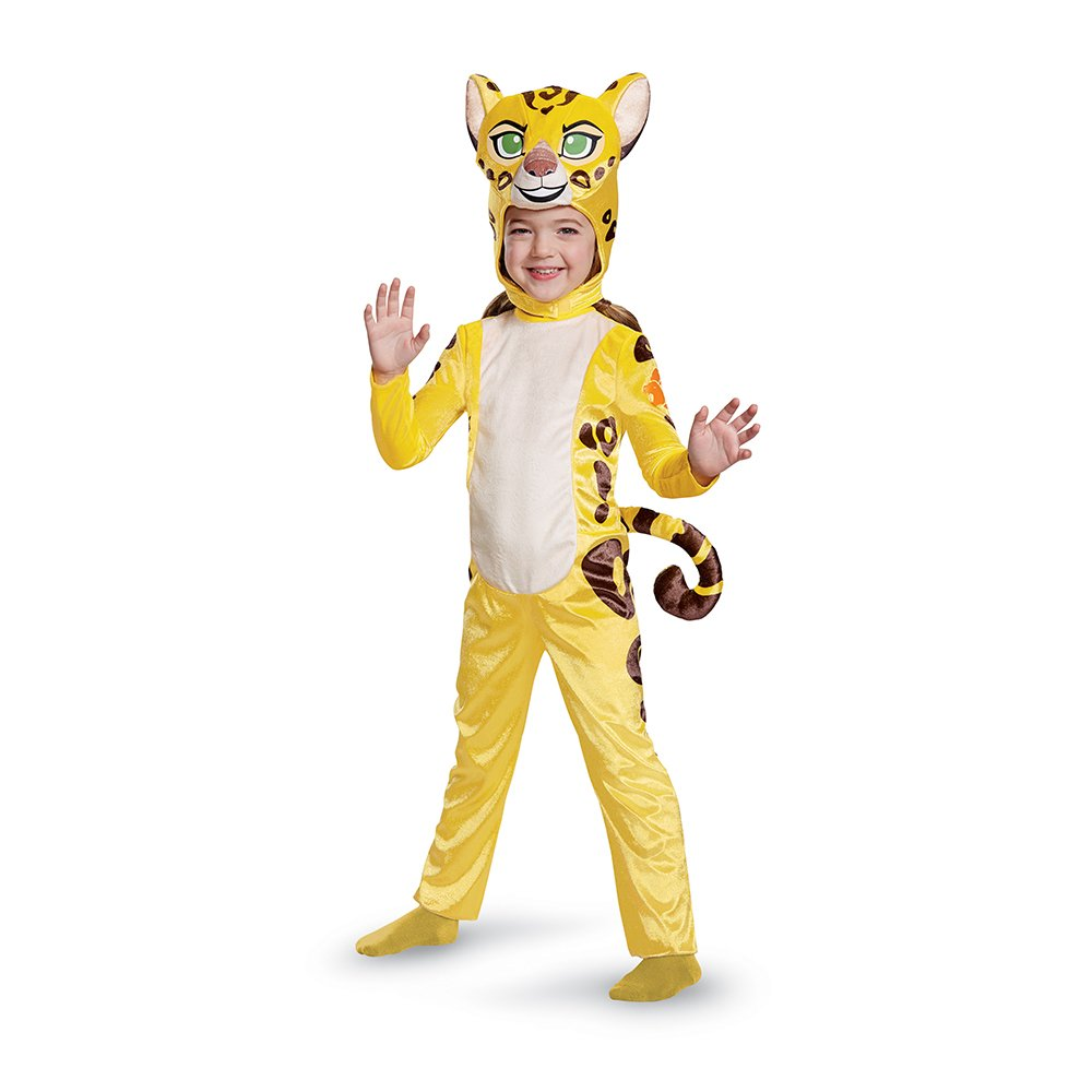 Kion Classic Disney Lion Guard Fancy Dress Up Halloween Toddler Child Costume