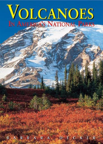 Volcanoes in America's National Parks (Odyssey Guides)