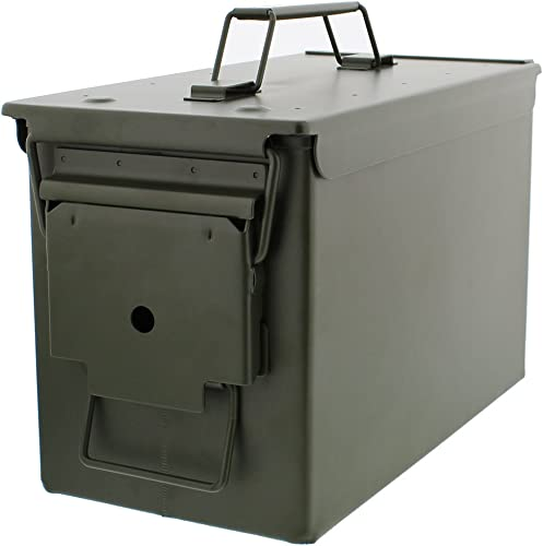 Redneck Convent Metal Ammo Case