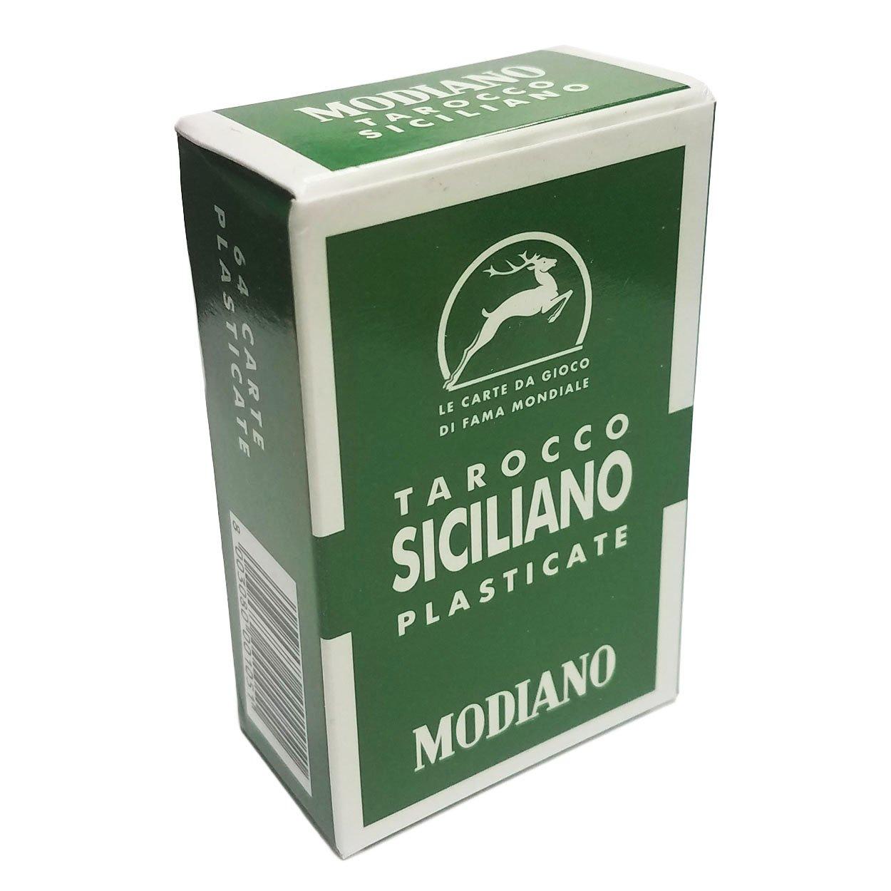 Tarocco Siciliano - Sicilian Tarot Cards