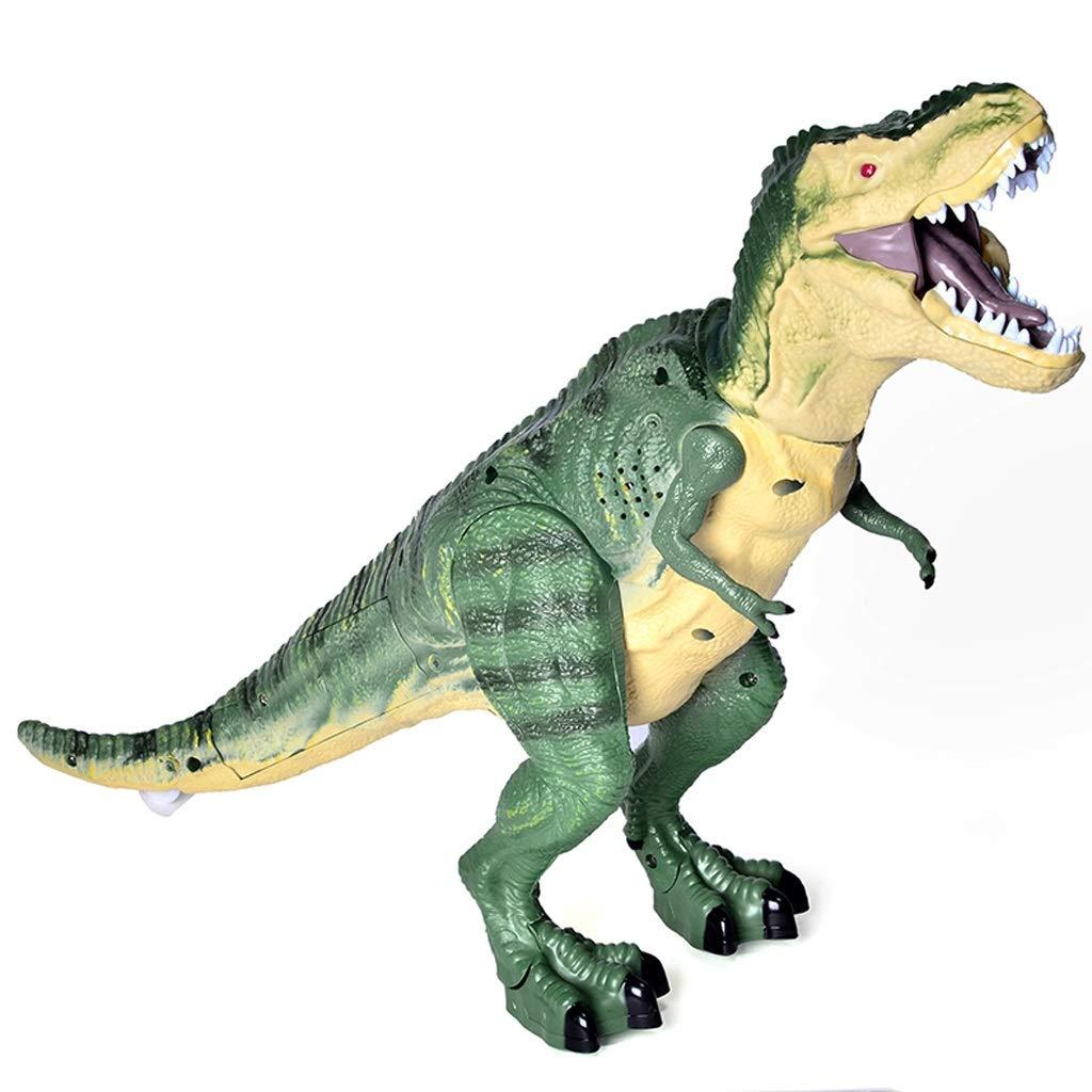 Kinder Dinosaurier Spielzeug Simulation Tiermodell Elektrische Elektrische Elektrische Fernbedienung Intelligent 7541a8