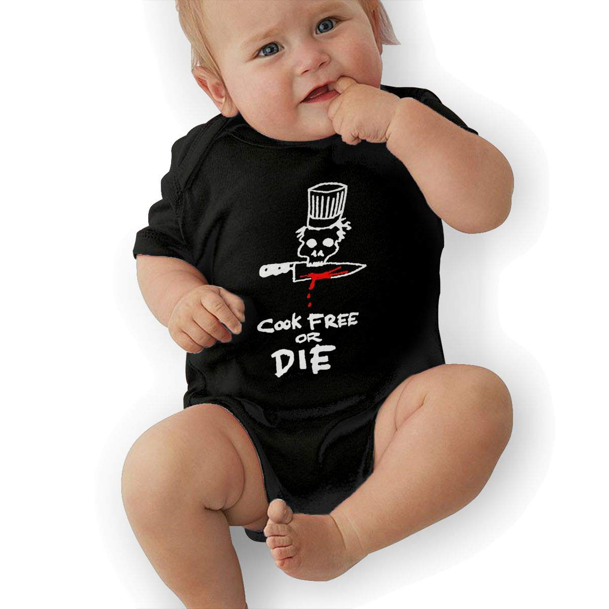 Anthony Bourdain Infant Toddler Baby Boy Girl Romper Summer Jumpsuit Short Sleeve Clothing Set