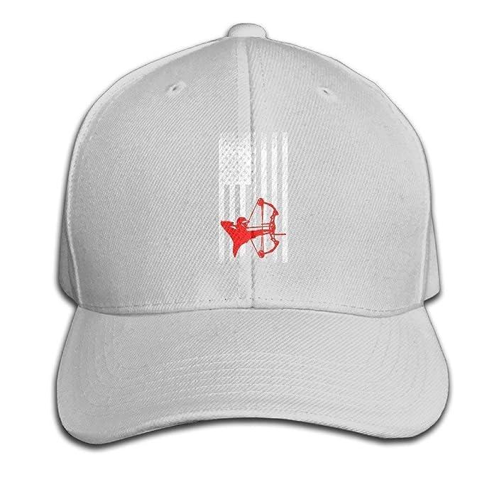 Gorras de béisbol Divertidas Sombreros Arco de Caza al Aire Libre ...