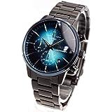 [ワイアード]WIRED 腕時計 WIRED TOKYO SORAモデル ブルーグリーン文字盤 10気圧防水 AGAT420 メンズ