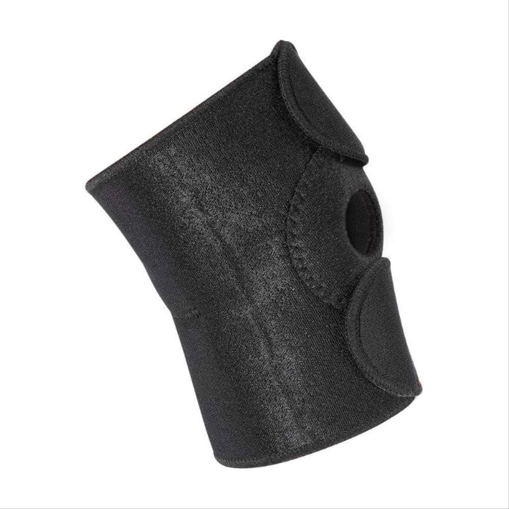 PMWLKJ 1 unid. Rodillera elástica ajustable Rodillera Rótula Rodillas Rodillera deportiva Cinturón de protección de seguridad para correr