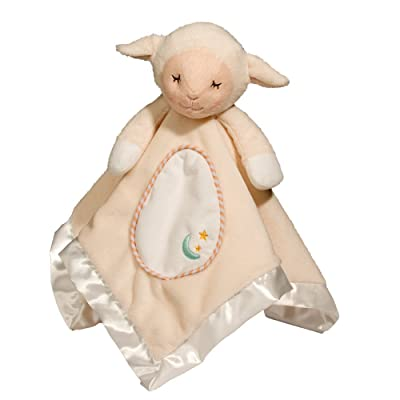 Douglas Baby Lamb Snuggler Plush Stuffed Animal: Toys & Games