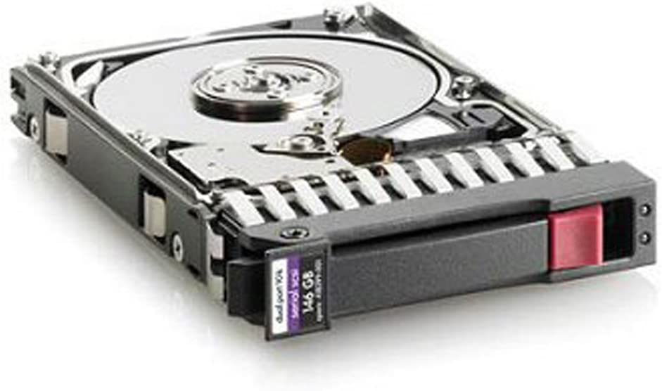 "HP 627117-B21 - 300GB 2.5"" SAS 15K 6Gb/s HS Enterprise Hard Drive"
