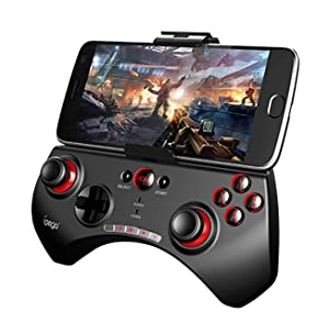 IPEGA PG-9025 Wireless AdapterJoystick Gamepad ControllerHolder for Android system Samsung Huawei Most Android phones Tablet PC