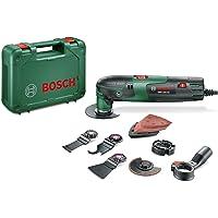 Bosch Multifunktionswerkzeug PMF 220 CE Set (220 Watt, im Koffer)