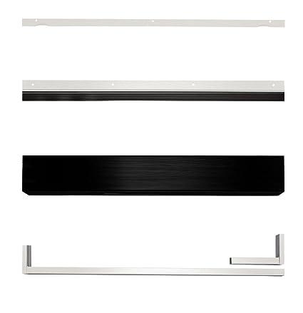 Unique Home Designs White Security Door Seal Kit