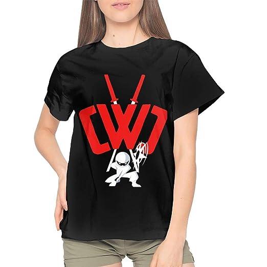 Amazon.com: Women CWC Chad Wild Clay Ninja Particular Shirts ...