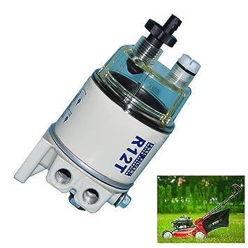 Agua Separador, Recambio Filtro Combustible o Agua Separador, R12T ...