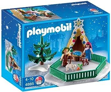 84f8e847709 Playmobil - Navidad Nacimiento (626146)  Amazon.es  Juguetes y juegos