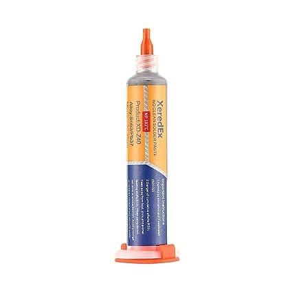 No-Limpiar Pasta de soldadura Estaño Lodo Reparación de teléfonos SMT Parche Mantenimiento LED