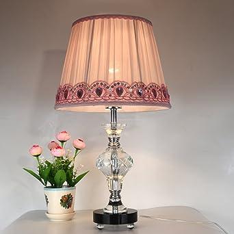 Einfache Und Kreative Lampen/schlafzimmer Bett Lampe/warme Und Warme  Leuchten Rosa