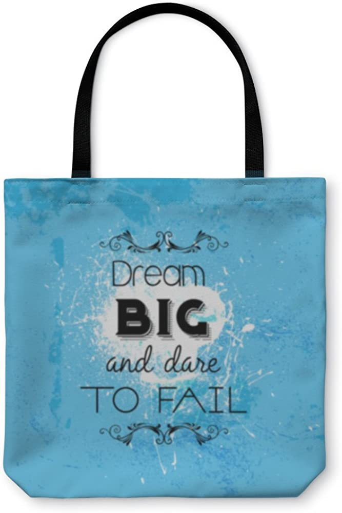 Gear New Shoulder Tote Hand Bag Grunge Inspirational Quote 5805838GN