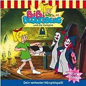 Bibi und die Vampire (Bibi Blocksberg 40) | Elfie Donnelly
