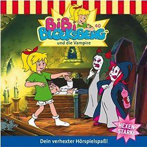 Bibi und die Vampire (Bibi Blocksberg 40) Hörspiel