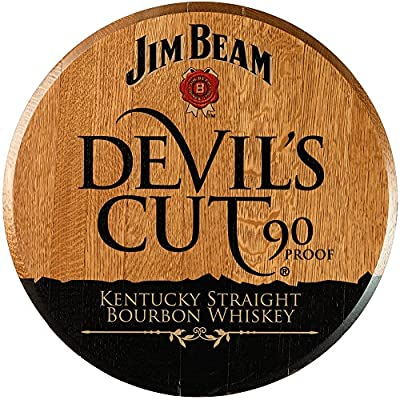Bourbon Barrel Head -- Devil's Cut from A Taste of Kentucky
