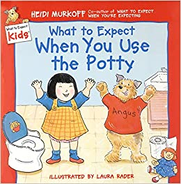 what to expect when you use the potty what to expect kids