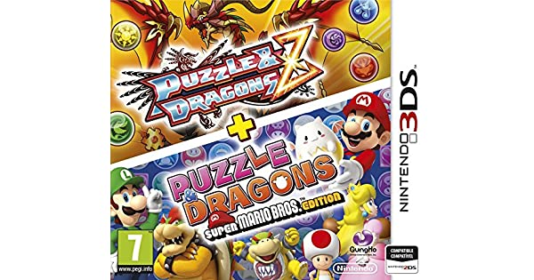 Puzzle & Dragons Z + Puzzle & Dragons - Super Mario Bros. Edition ...