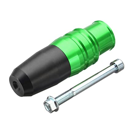 Amazon.com: CNC Frame Exhaust Slider Crash Pad Protector For ...