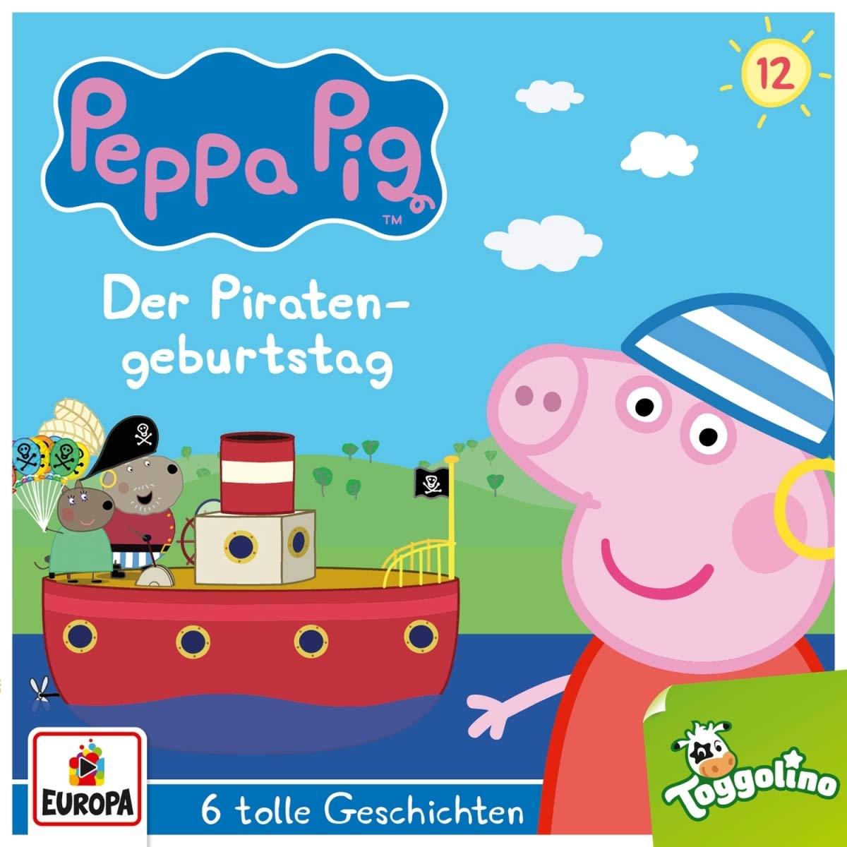 012/Der Piratengeburtstag (und 5 weitere Geschichten)