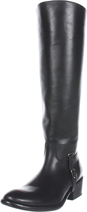 Amazon.com | Ariat Women's Preston Riding Boot | Mid-Calf