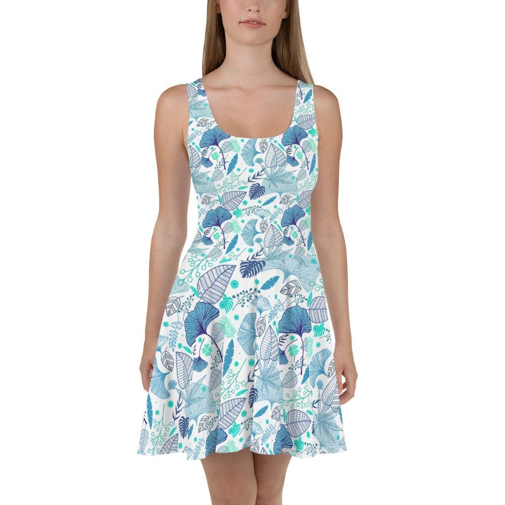 420 Friendly Skater Dress
