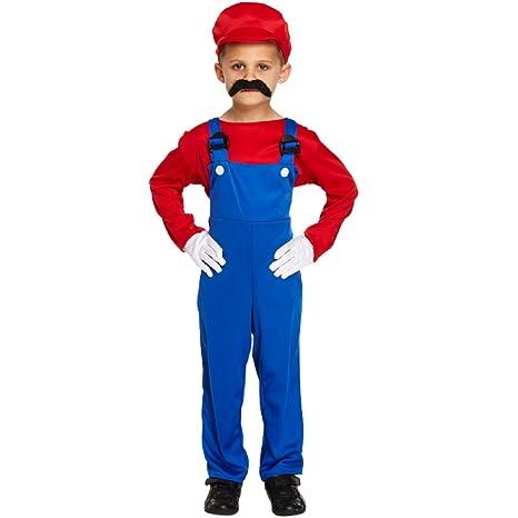 miglior sito vero affare nuovo di zecca Costume da Super Mario per bambini